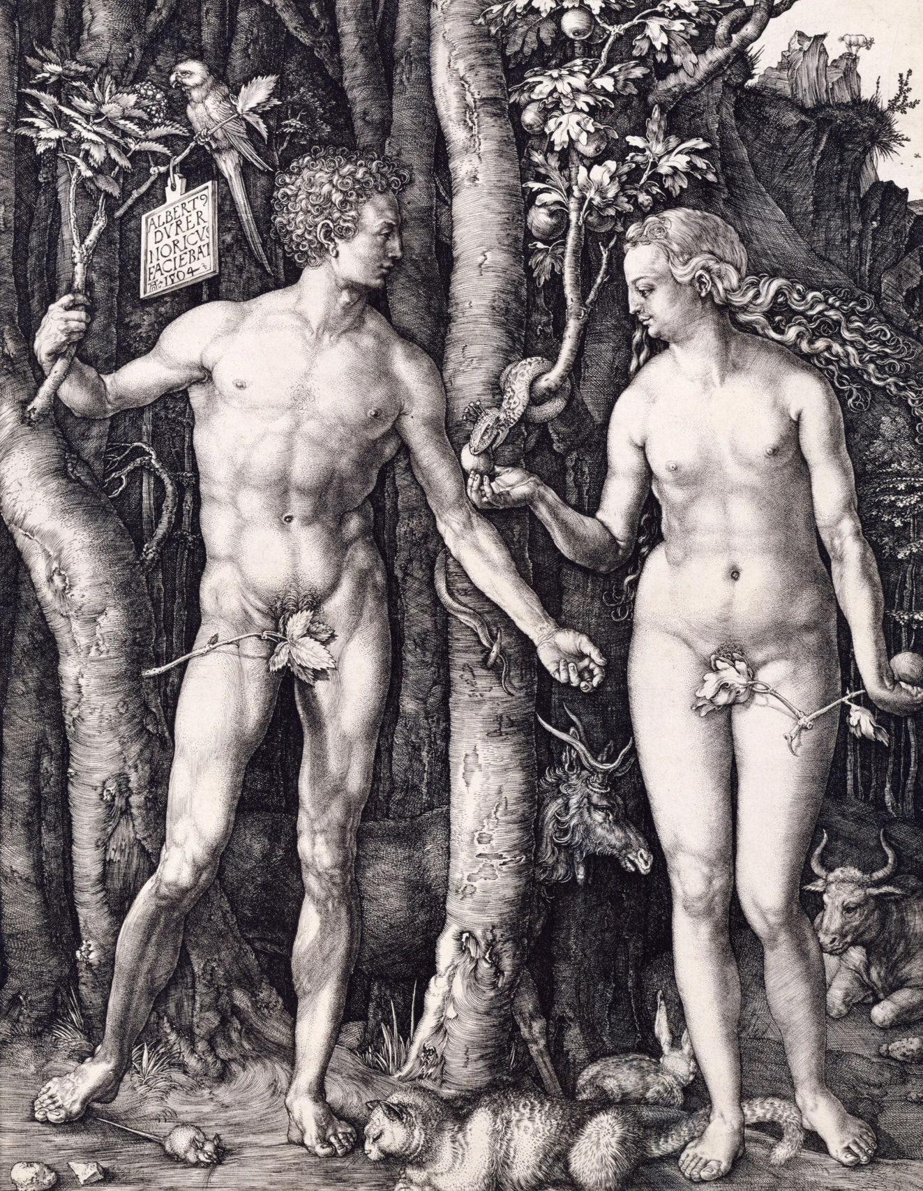 Adam And Eve Sex Pics a dangerous couple: the story of adam and eve - tingis magazine