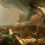 Destruction, Thomas Cole (1836)
