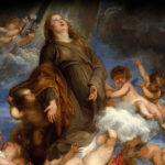 Saint Rosalie Interceding for the Plague-stricken of Palermo, Anthony van Dyck (1624)