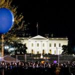 Anti-Trump Protest in Washington D.C.